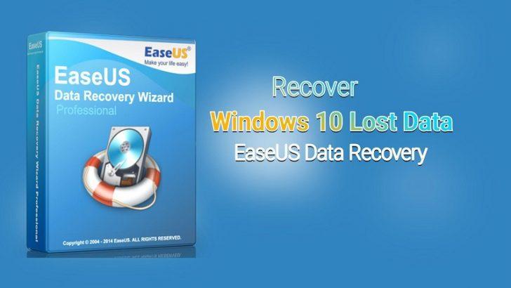 Veri Kurtarma Programı (EaseUS Data Recovery Wizard)