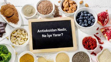 Photo of Antioksidan Nedir?