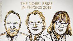 Nobel Fizik Ödülü'nü Kazanan 3.Kadın