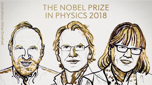 Nobel Fizik Ödülü