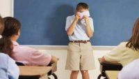 Çocuklarda Utangaçlık/Sosyal Fobi