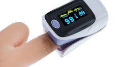 Kanımızdaki Oksijen Miktarını Ölçen Fotoelektrik Sensör