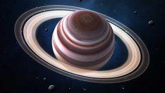 Satürn Gezegeninin Özellikleri