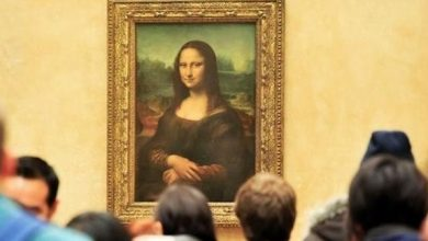 Photo of Mona Lisa Bana Bakıyor!
