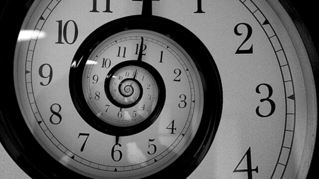 zaman ilizyon mu