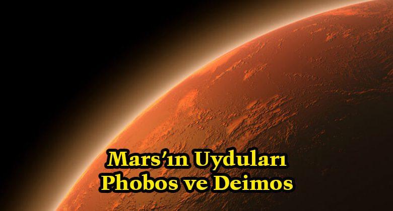 Marsın Uyduları