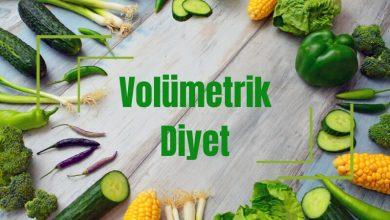 Photo of Volümetrik Diyet Nedir?