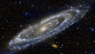 Photo of Andromeda Samanyolu Çarpışması