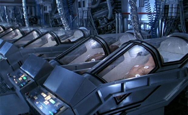 Cryonics Projesi: Diriltilen Bedenler