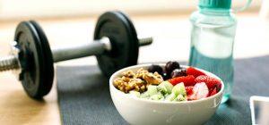 spordan önce beslenmenin önemi